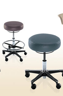 Medical and Laboratory Stools on Designer Page