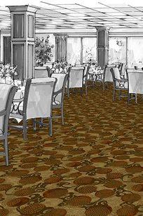 Broadloom - THE WALLED GARDEN on Designer Page