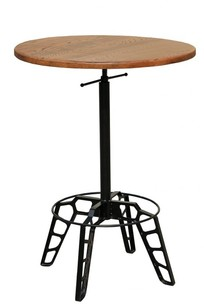Tronix Bar Table - Adjustable Height MOD-433-BT on Designer Page
