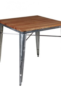 Marais Dining Table w/ Wood Top MOD-302-STW on Designer Page