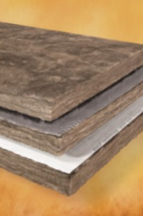 Acoustical Fiberglass Batts with Ecose Binder on Designer Page