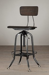 Vintage Toledo Bar Chair on Designer Page