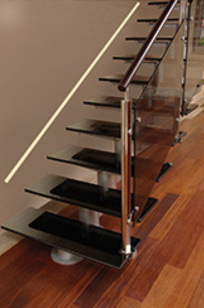DLED-5900 Trimless LED Step and Pathway Lighting System on Designer Page