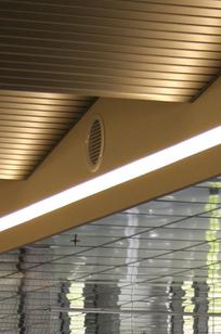DL-9100 Linear Fluorescent Lighting System on Designer Page