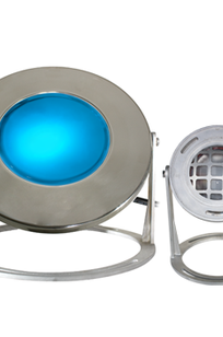 LED Fountain Light Fixture on Designer Page