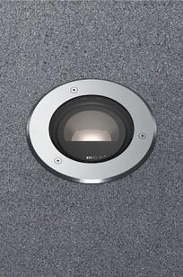 33424.023 Tesis In-ground luminaires Lens wallwasher on Designer Page