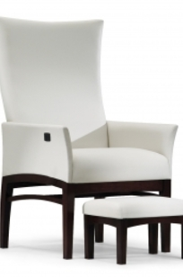 Capella High Back Chair on Designer Page