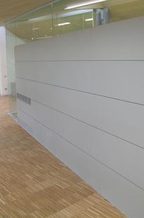 Metafora Blind Wall System on Designer Page