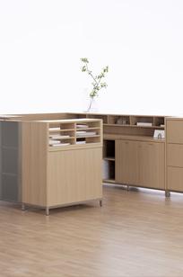 Geneva - Admin-Reception on Designer Page