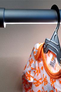1701 Series / Closet Rod on Designer Page