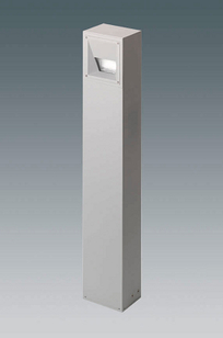 Nightpath Square wall recessed and bollard for Metal halide and CFL on Designer Page