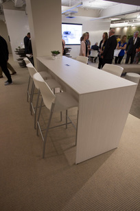Nex Table on Designer Page