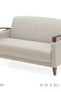 JORDAN LOUNGE LOVESEAT on Designer Page