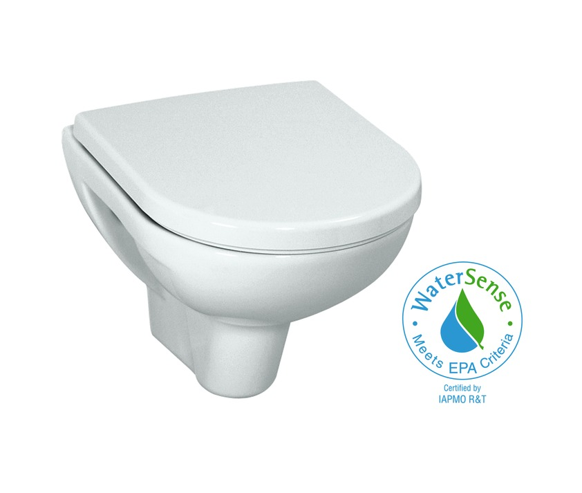 820952 wall hung wc  compact  wash down 0