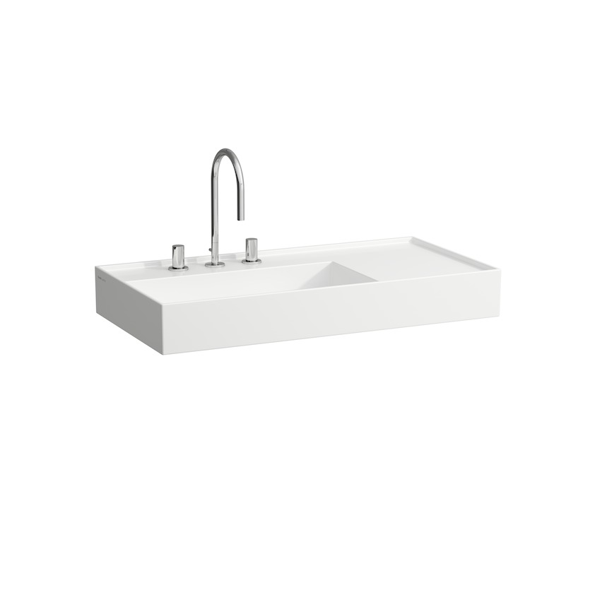 810338 washbasin  shelf right  with special hidden outlet 0