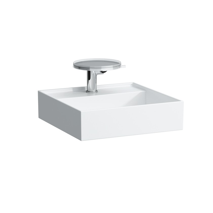 815331 small washbasin  with special hidden outlet 0