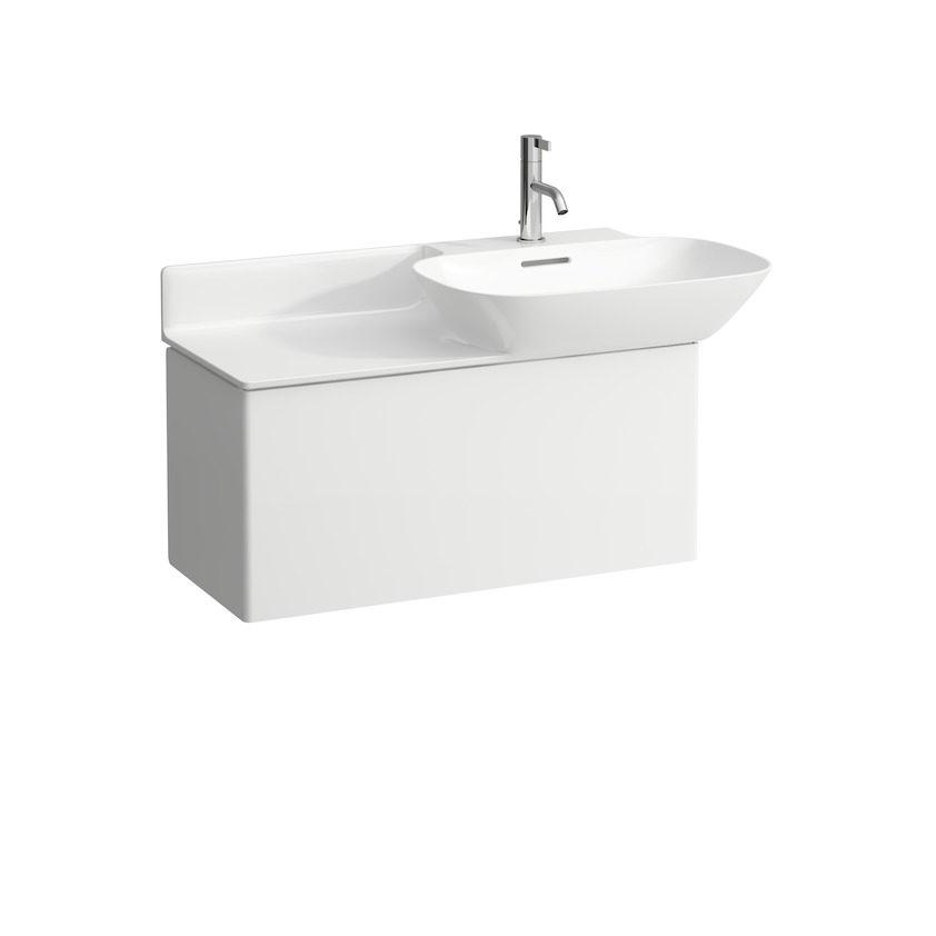 425401 vanity unit with one drawer  space saving siphon  for washbasin 813301 2 0