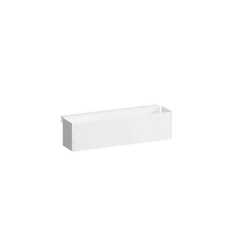 495411 storage shelf  for drawer  matt white  powder coated 0