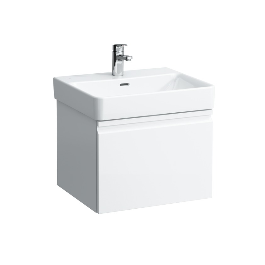483351 vanity unit  with space saving siphon and soft close mechanism  for washbasin 810962  with drawer 0