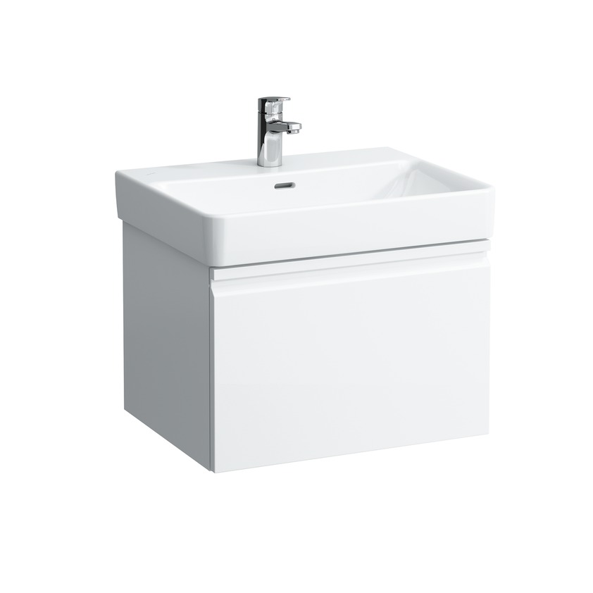 483372 vanity unit  with space saving siphon and soft close mechanism  for washbasin 810963  with drawer and interior drawer 0