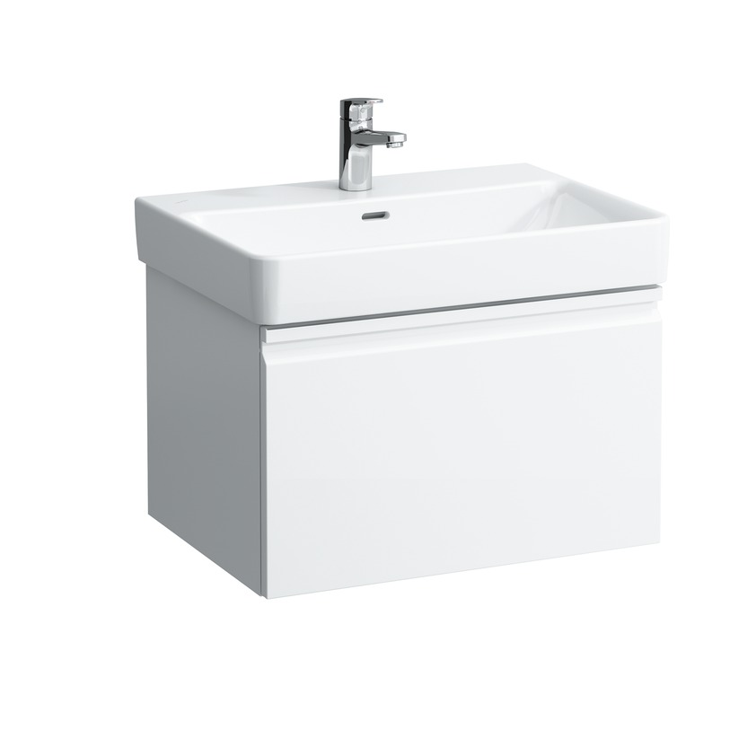 483421 vanity unit  with space saving siphon and soft close mechanism  for washbasin 810964  with drawer 0