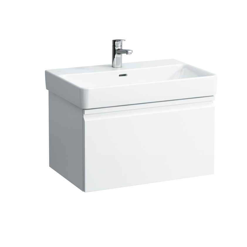 483451 vanity unit  with space saving siphon and soft close mechanism  for washbasin 810967  with drawer 0