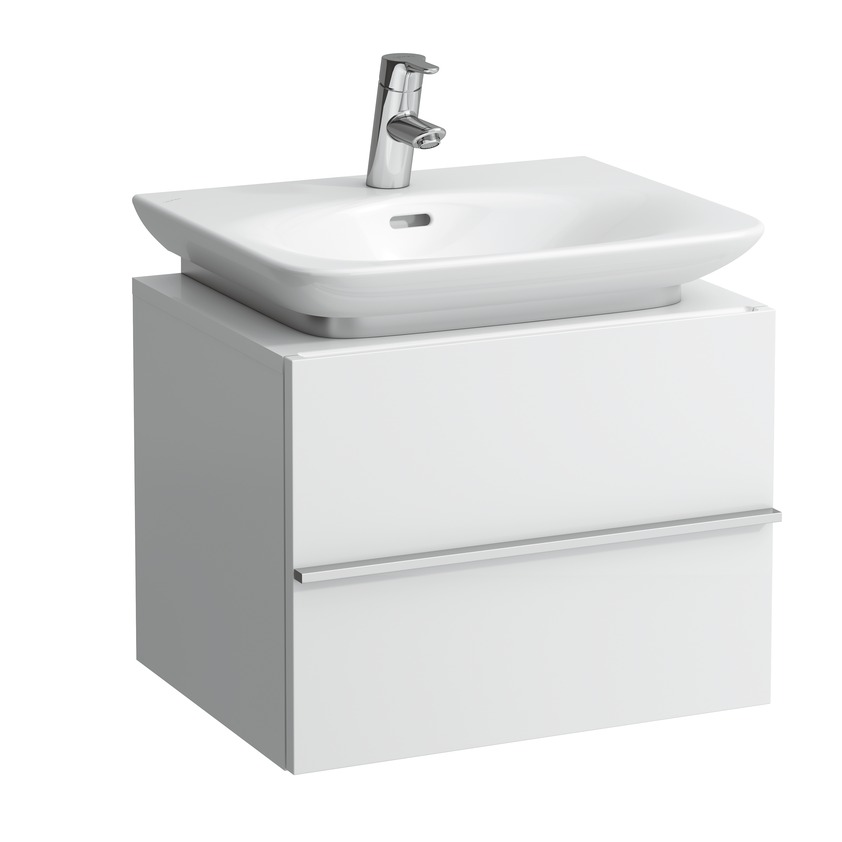 401152 vanity unit with 2 drawers and space saving siphon for washbasin 810701 0