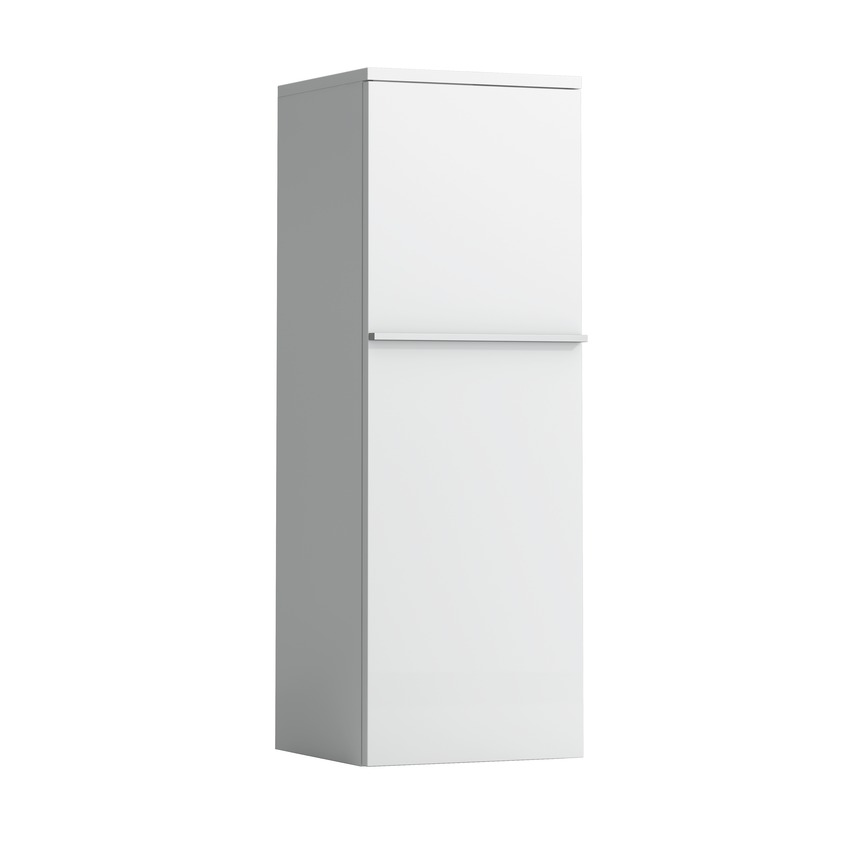 402012 medium cabinet  with 2 glass shelves   door hinge right 0