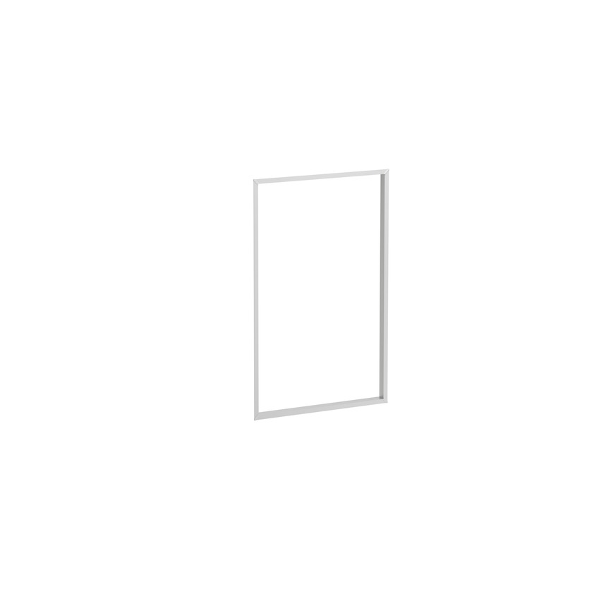 408380 installation frame set for wall inserted mirror cabinet 450 mm 0