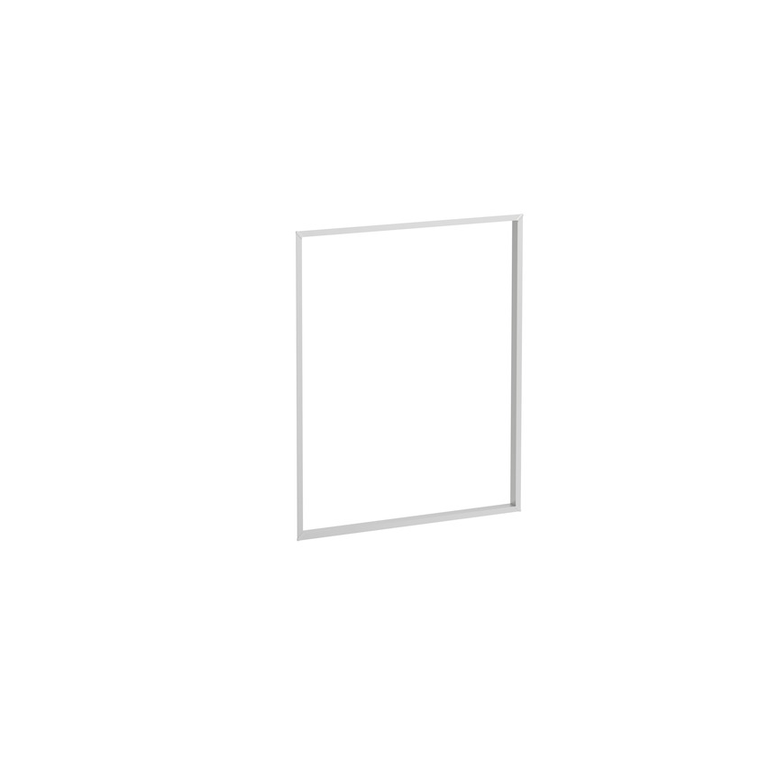 408480 installation frame set for wall inserted mirror cabinet 600 mm 0