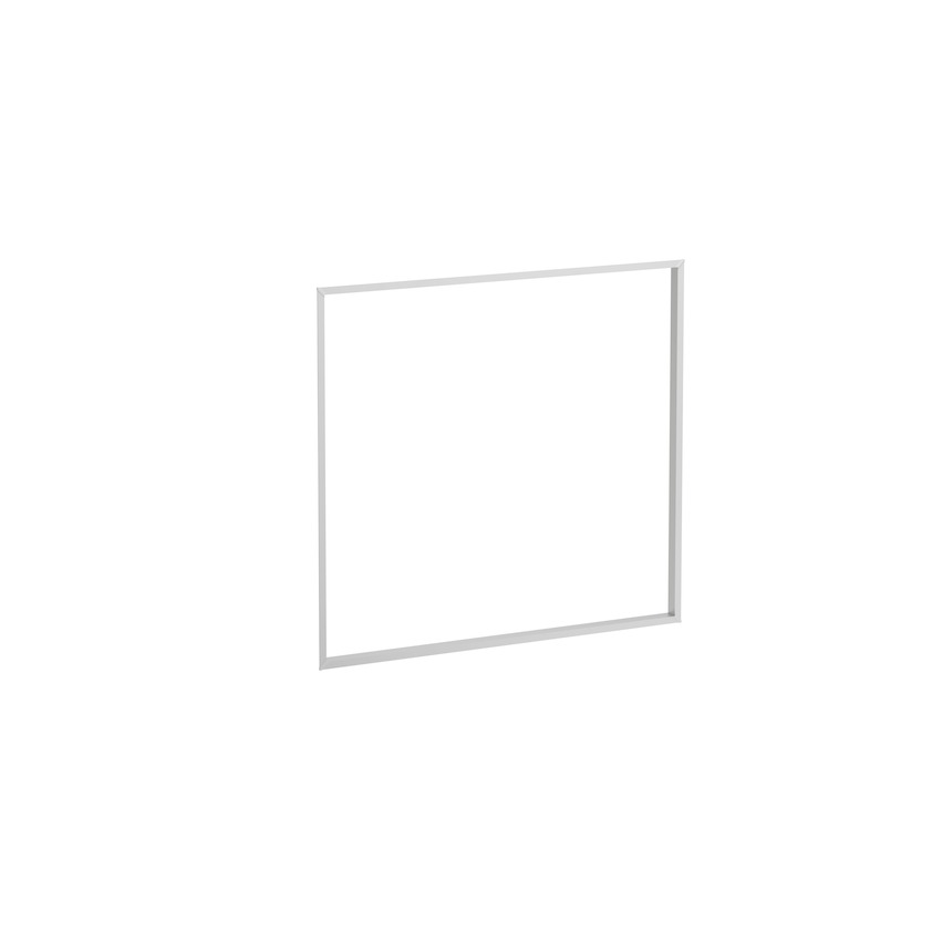 408580 installation frame set for wall inserted mirror cabinet 800 mm 0