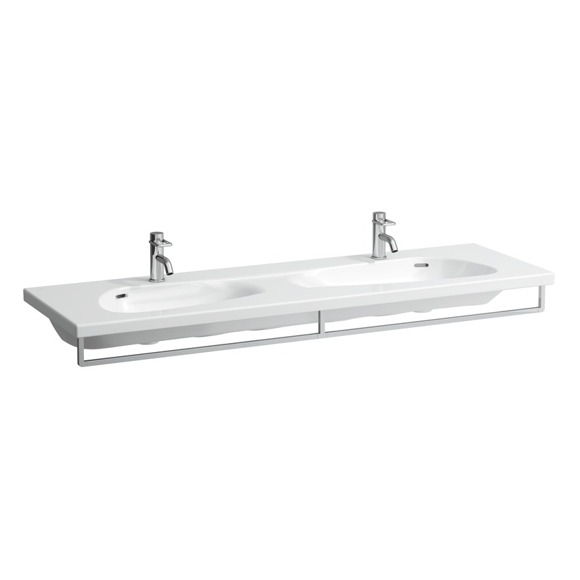 381804 towel rail for double washbasin 814809 0