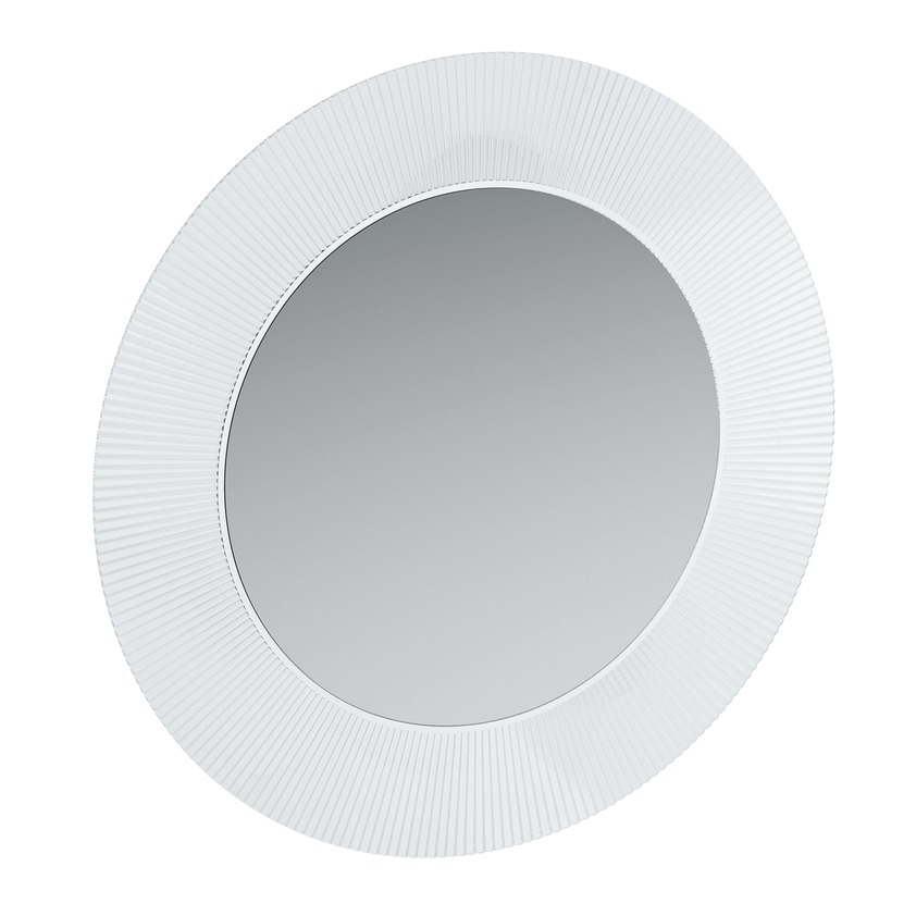 386333 mirror with indirect led lighting for transparent mirrors 0