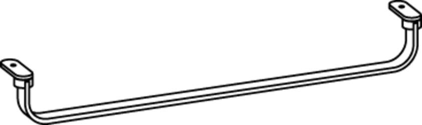 381432 towel rail for washbasin 816431 0