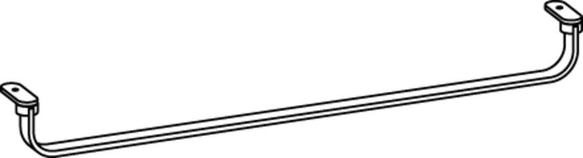 381433 towel rail for washbasin 816433 0