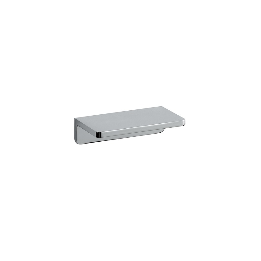 385681 metal shelf  chrome surface 0