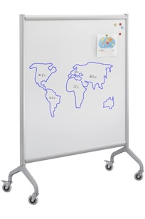 Safco Rumba Mobile Whiteboard 2015WBS on Designer Page
