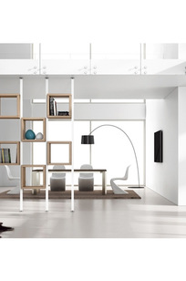 Extensible Bookcase on Designer Page