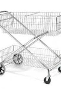 WB500152 MAIL CART on Designer Page