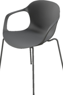 NAP™ KS60, Armchair, stackable on Designer Page