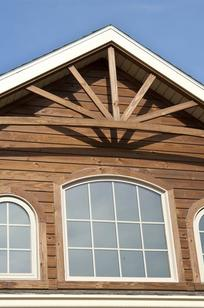 EternaClad Natural Wood Siding and Shutters on Designer Page