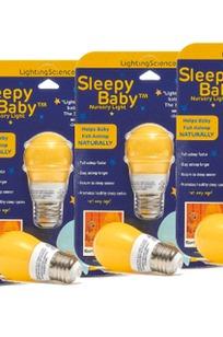 4 Sleepy Baby® Lights on Designer Page