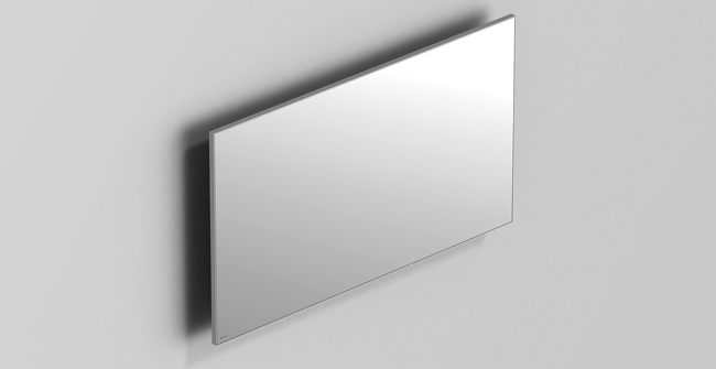 Mirror  aluglass  27 x35  0