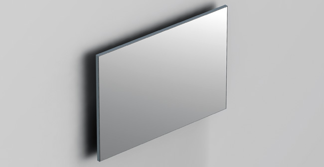Mirror  aluglass  39 x28  0