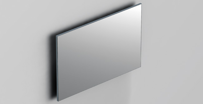 Mirror  aluglass  47 x31  0
