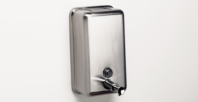 Soap dispenser vertical 0