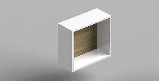 Cube module 0