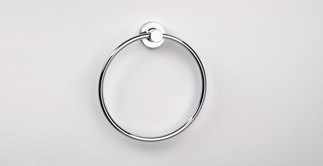 Towel ring 8  0
