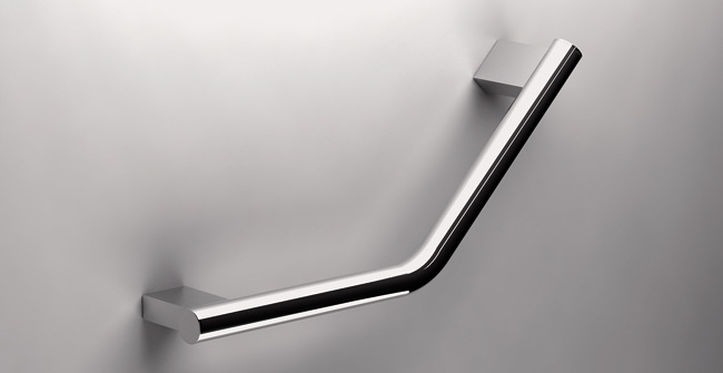 Grab bar angular 15  lux 0