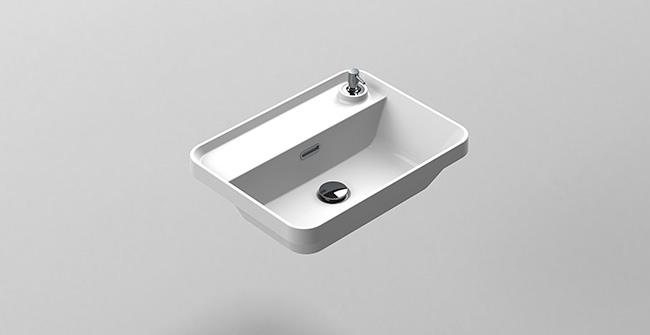 Mx6 basin 50 dispenser 0